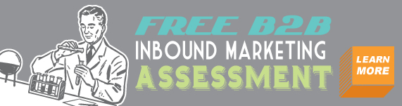 Free inbound marketing assessment lge2ndry