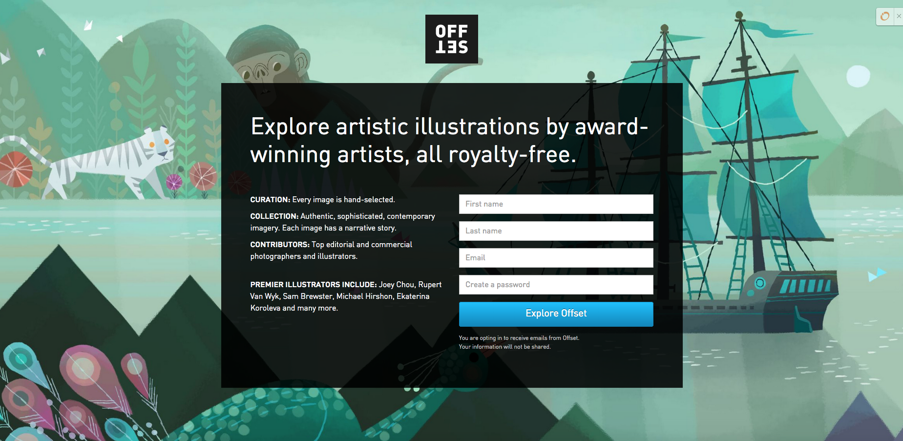 landing-page-example-offset