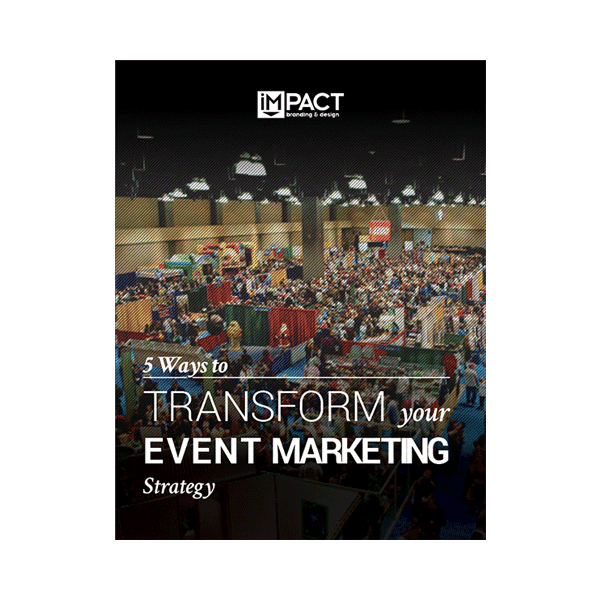 Inbound Marketing Ebook - 5 Ways to Transform Your Event Marketing