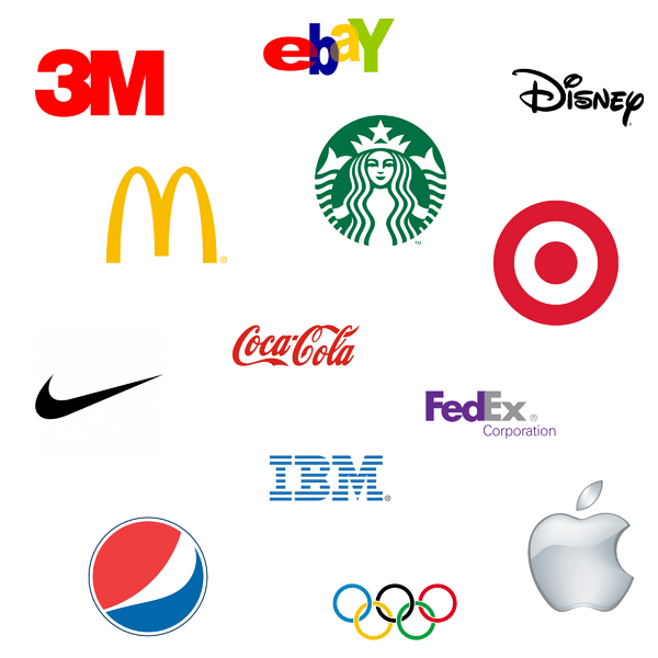 21 Recognizable Brand Logos With Strong Brand Identities