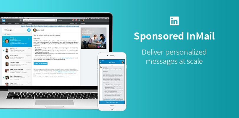How to Use LinkedIn Sponsored InMail Ads to Get More Leads