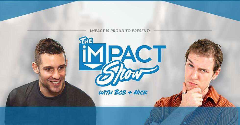 The Marketing Podcast You've Been Waiting For: Introducing The IMPACT Show