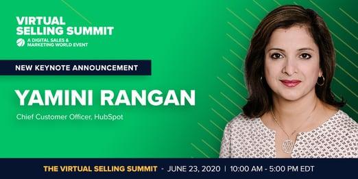 Yamini Rangan - Twitter Linkedin - Keynote