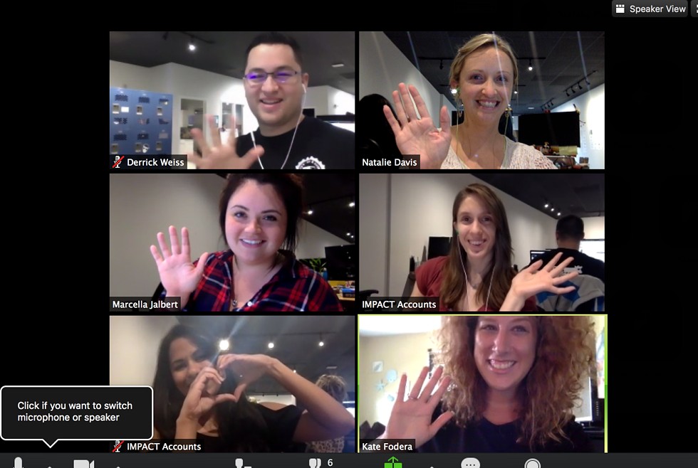 How We Shifted IMPACT's Culture for a Partially Remote Team