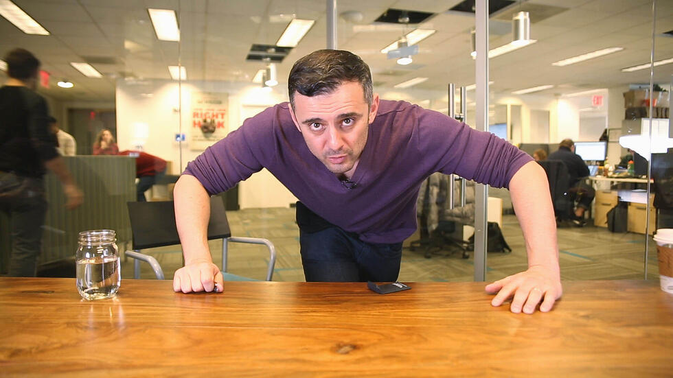 15 Raw Entrepreneurial Lessons from Gary Vaynerchuk