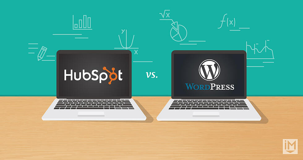 HubSpot vs WordPress for Business Websites