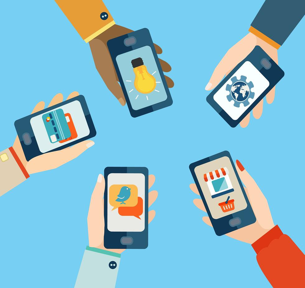 8 Go-To Mobile Apps for Every Marketer On the Move