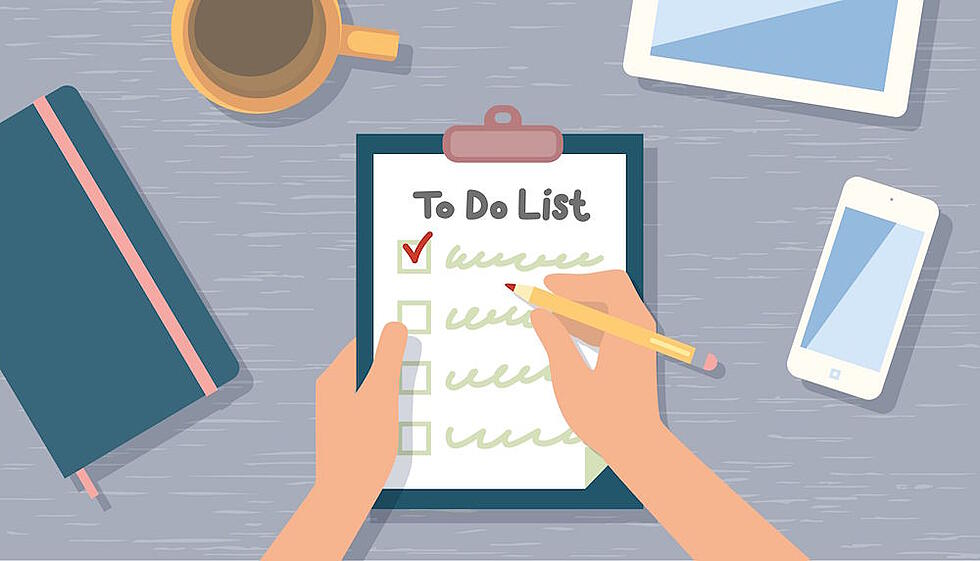 4 Practical Tips for Boosting Productivity (& Checking More Things Off Your To-Do List)