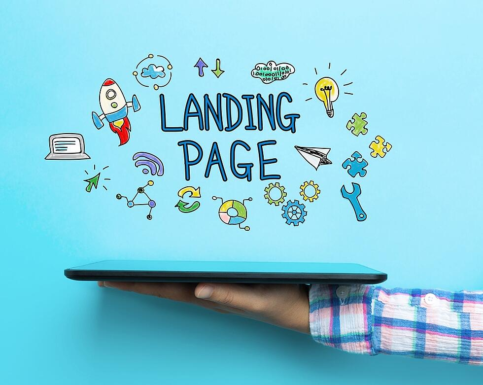 What Is a Landing Page? Everything You Need to Create One That Converts!