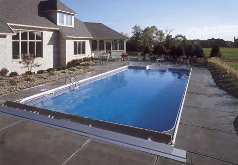 Pool Builders Indianapolis Cost Of Fiberglass And Vinyl