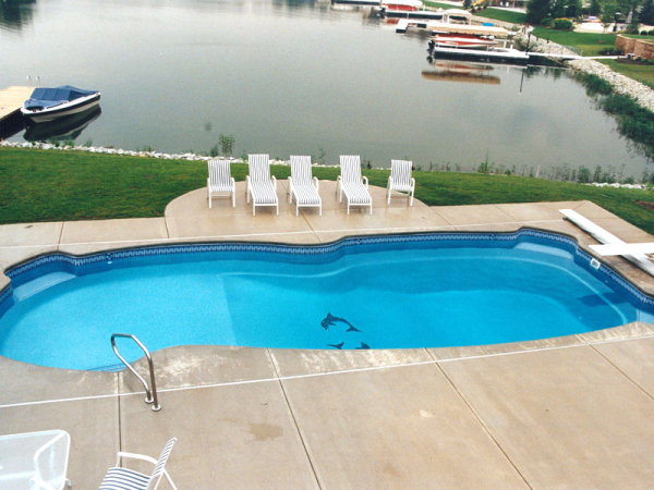 Fiberglass pools in indiana top 6 reasons to buy for Pool design hamilton