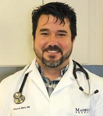 Chad M. Blunt, MD
