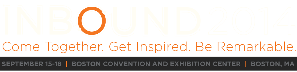 INBOUNDLOVE14 @ Boston Convention and Exhibition Center | Boston | Massachusetts | United States