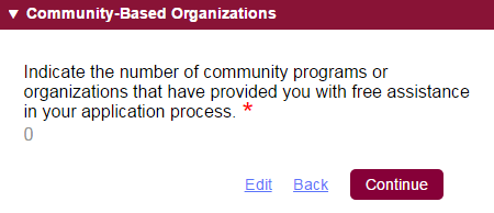 Help with the Common App?