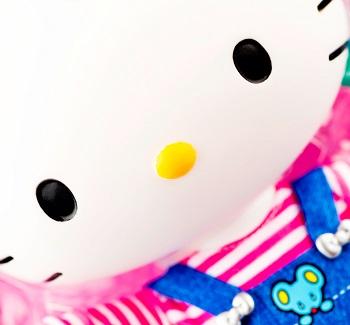 Hello Kitty Cat Like Person … Or Translation Error?