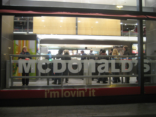 McDonald's eats humble pie over Hmong slogan translation