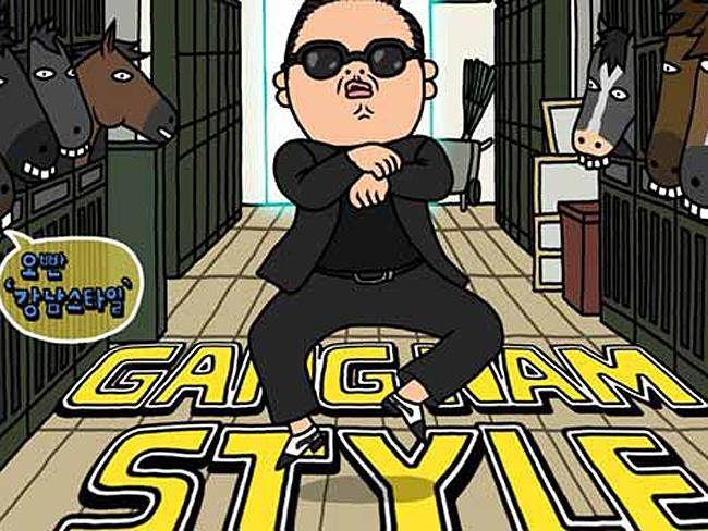 This Christmas season, Gangnam Style goes to Washington