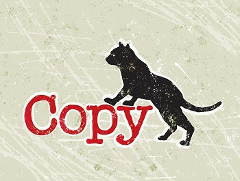 Why We Don't Mind Being Copied