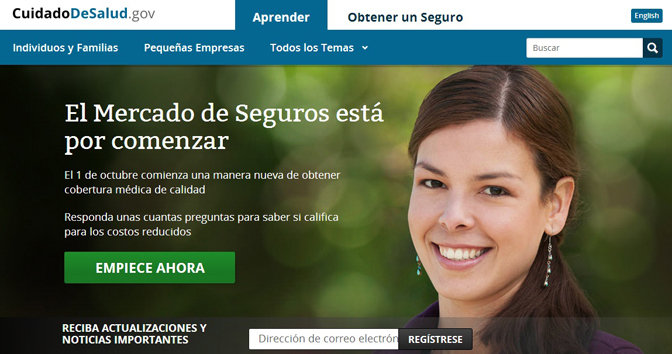 Was Obamacare's Spanish-Language Website Really Even Necessary?
