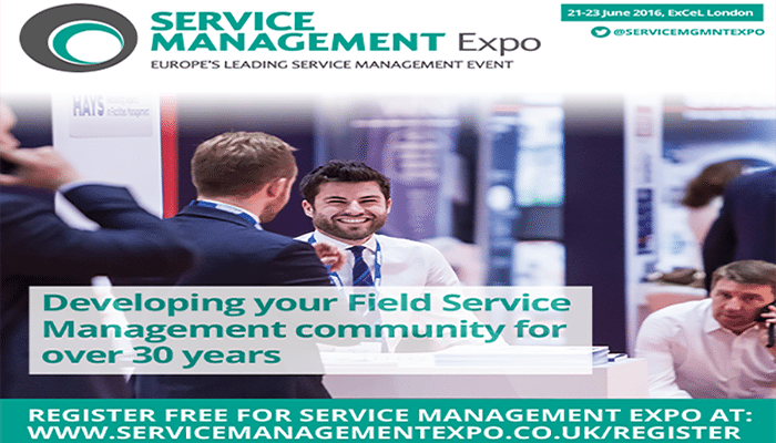 All About... Service Management Expo