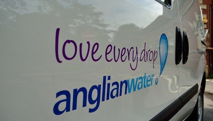 CTRACK HELPS ANGLIAN WATER CUT ROAD ACCIDENTS