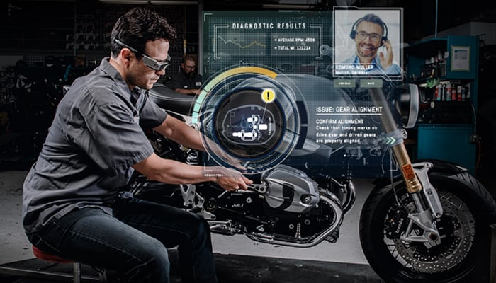Upskill's enterprise AR software now available on Epson smart glasses