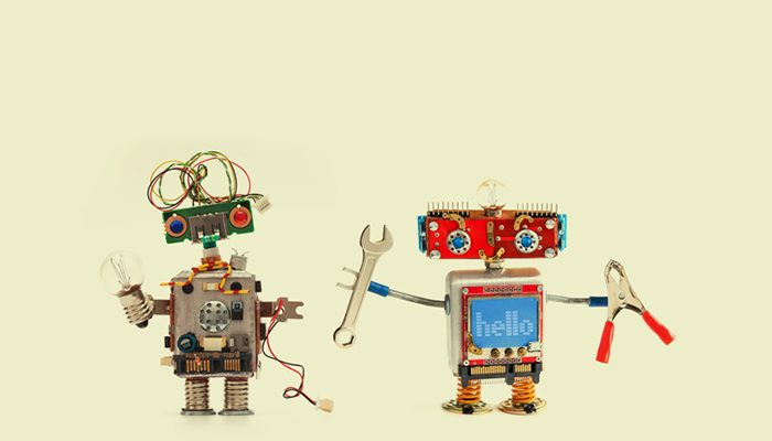UK Survey Reveals Wariness to Robot/Human relationships in the workplace