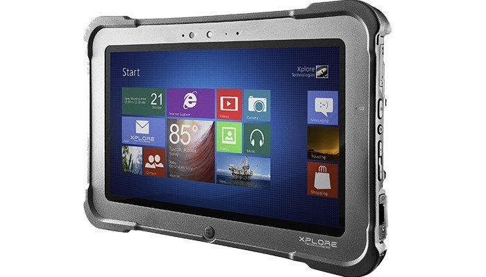 Hands On: Xplore Bobcat rugged tablet review