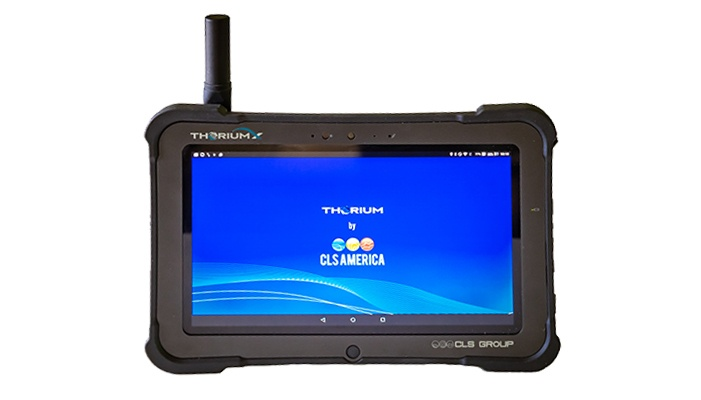 XPLORE AND CLS AMERICA PARTNER TO LAUNCH THE FIRST SATELLITE COMMUNICATIONS RUGGED TABLET FOR GLOBAL INDUSTRIES