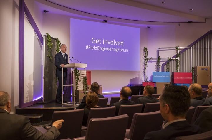 BT Event Debates Supply Chain's Future