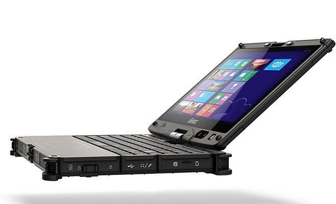 GETAC unveils rugged convertible notebook