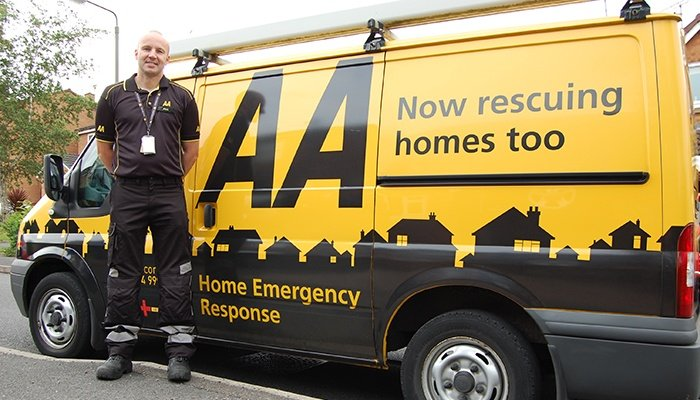 Case Study: How The AA Home Services has improved field service productivity by 15%