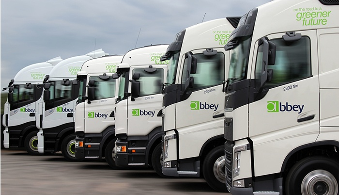 MICROLISE TELEMATICS TO HELP ABBEY LOGISTICS BOOST EFFICIENCY