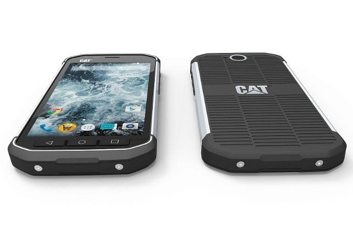 Rugged and stylish: the Cat S40