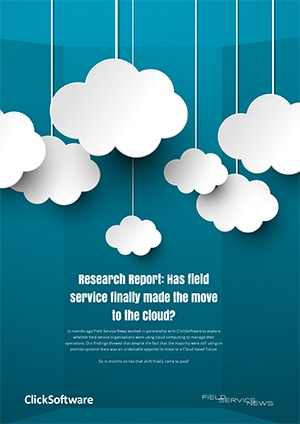 Research Report: Is field service finally moving to the Cloud?