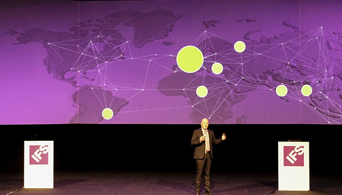 IFS World Conference comes home