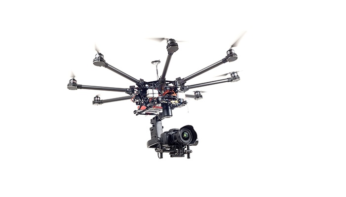 AT&T employ drones for celluar mast inspections