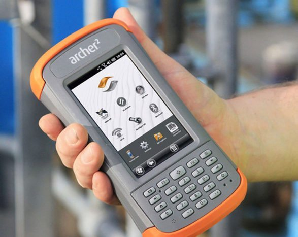 How Juniper Systems' delivered one of the clearest displays ever in the Archer 2 Handheld