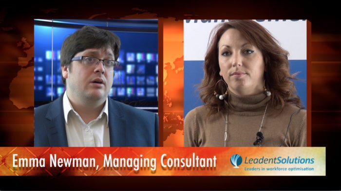 Field Service News Industry Interviews: Emma Newman, Leadent Solutions, Part Four