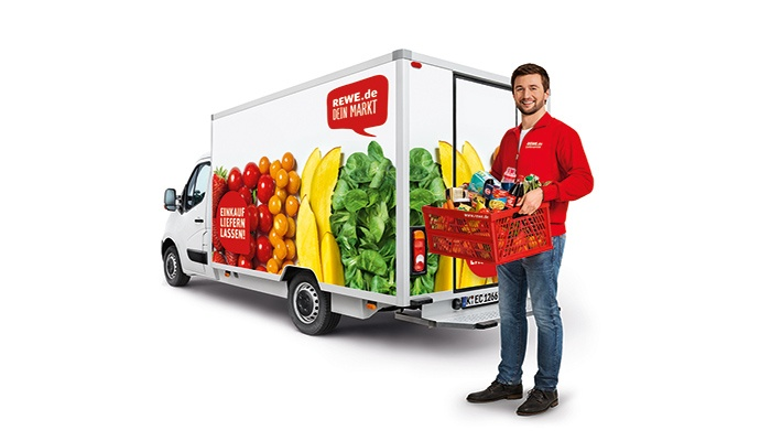 Case Study: Food retailer setting new standards in online delivery service with best-of-breed-Technology from FLS, Fast Lean Smart
