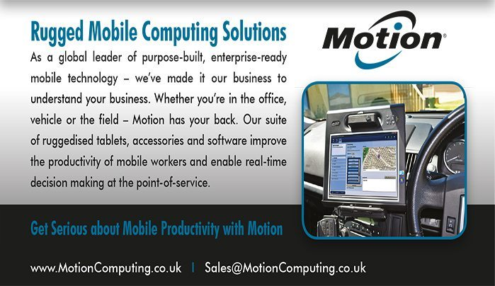 All about: Motion Computing...