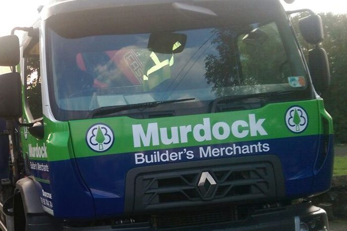 Murdock Builders Merchants cut fuel costs by 10% with Masternaut telematics