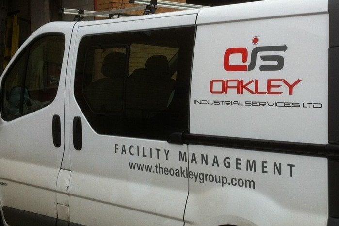 AGM Telematics improves vehicle utilisation for Oakley
