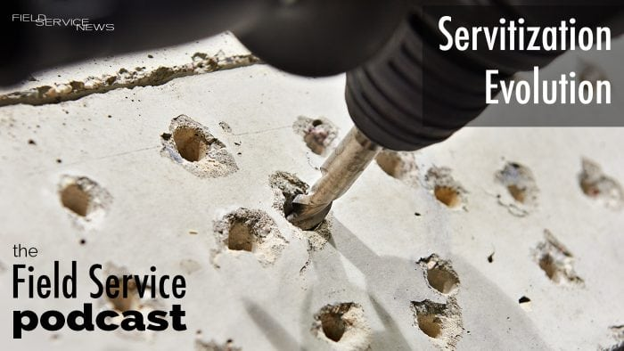 Field Service Podcast: Series 2, Episode 3 - Servitization ft. Prof. Tim Baines
