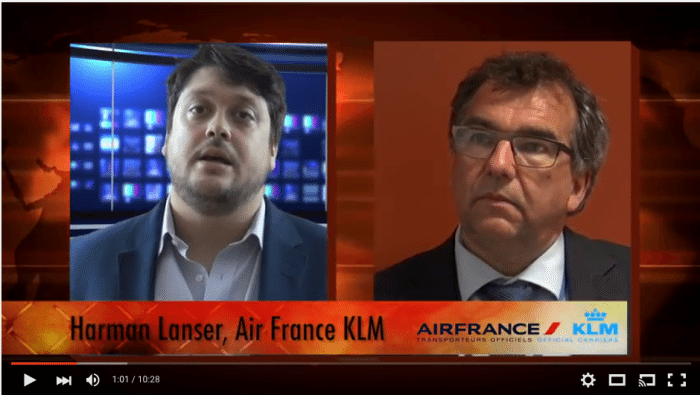 Interview: Harman Lanser, Air France-KLM on Servitization