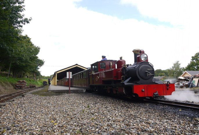 Panasonic help communication steam in to 21st Century at Norfolk Railway