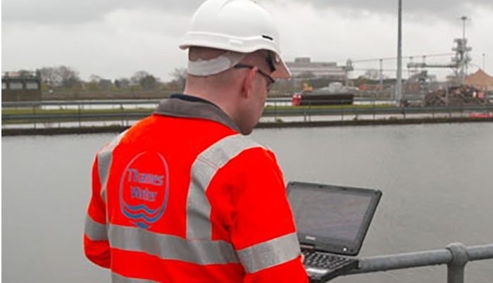 Keeping field work flowing: Why Thames Water chose Getac to supply a fleet of fully rugged devices, improving efficiency and customer service.