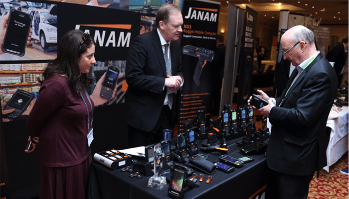 Latest Rugged Tech on Show at Varlink's Meet the Manufacturer Event 2018