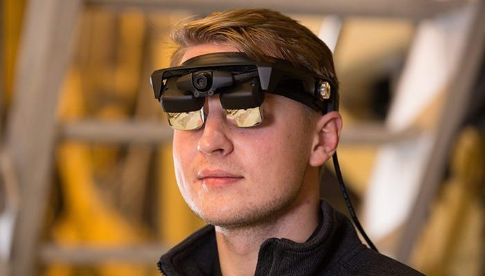 Augmented reality enables Bosch Rexroth to support customers around the world