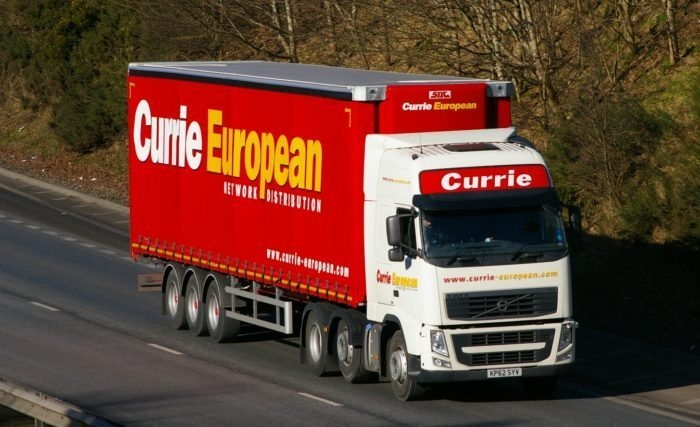 Currie European using Masternaut to significantly boost fleet efficiency